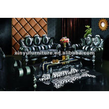 carved wooden sofa designs A80097