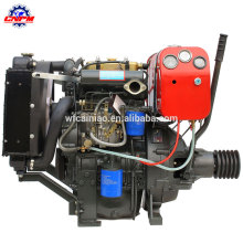 factory supply 35hp 4 stroke water cooled 2 cylinder 2110p diesel engine manufacturers