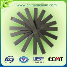 Hoja laminada magnética eléctrica de la resistencia térmica / cuña de la ranura