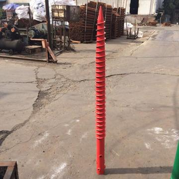 N-typ Ground Screw Foundation