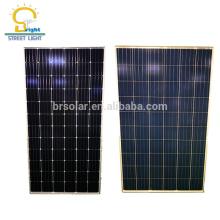 Panel solar mono o poli pv de alta eficiencia 150W 200w 300w fabricante de China