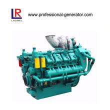 880kw Diesel Marine Engine Used in Generator Boat