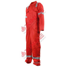 100% cotton oil & waterproof flame resistant coverall for workwear