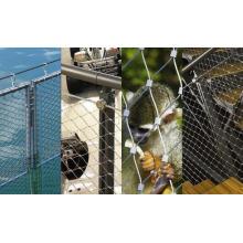 Zoo Mesh Chimpanzee Enclosure Fence