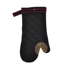 Wholesale Multipurpose And Flexible Adults Cooking Oven Leather Custom Oven Mitts