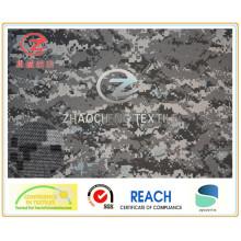 500d Nylon Cordura impressão PU revestido para uso militar (ZCBP002)