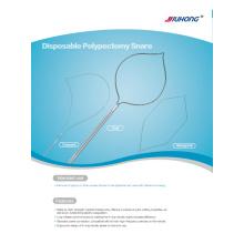 Trampas desechables Oval de polipectomía con Ce ISO aprobado