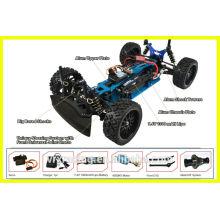 rc voiture échelle 1/16ème, voiture rc de modèle, voiture de course rc 1/16e brushless
