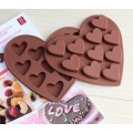Fancy Bar Snacks Silicone Chocolate Tray Ice Cetakan