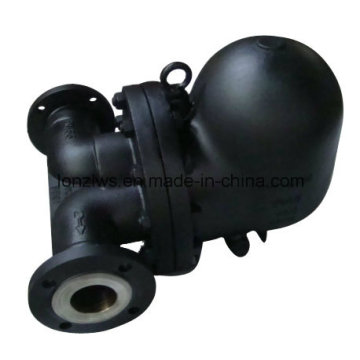Large Body Large Capacity Ball Float Steam Trap
