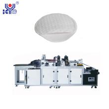 Ultrasonic Cosmetic Half Round Cotton Pad Making Machine