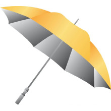 Manual Open Silver Coating Staight Umbrella (BD-56)