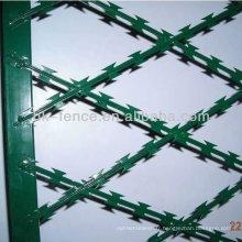 Fil barbelé de rasoir de Concertina de bas prix galvanisé de haute qualité (prix d'usine)