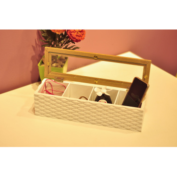 Inicio Jewelry Box Long 4 Compartment