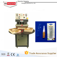 manual blister packing machine for scourer ball