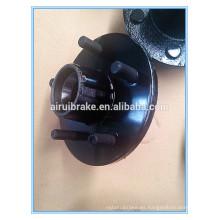"""Cubo de la rueda del remolque 5x7 / 16 """"pernos PCD108mm eje perezoso para el remolque"""