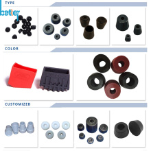 Rubber Stopper Custom Design Rubber Feet for Washing Machine