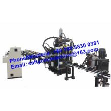 Angle Cutting and Punching Machine