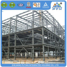 Prefabricated american style certificated warehouse building plans