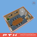Low Cost Container House for Temporary Office