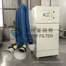 FORST High Efficiency Mobile Welding Extractor Portable Dust Collector