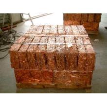 2016 Copper Wire Millberry Scrap 99,99% Pureté à vendre
