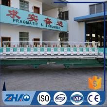 ZHAOSHAN 21 cabeças de máquina automática de bordados computadorizados