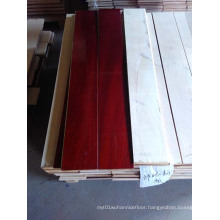 Sapelli Uniclic Engineered Flooring UV Painting Eco-Friendly