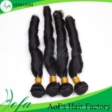 Neue Art-Menschenhaar Remy Virgin Haareinschlagfaden