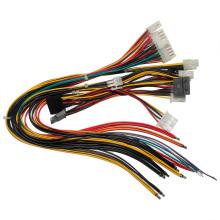 Caja de plástico Cableado de cables fácil Ensamblaje de cables y alambres