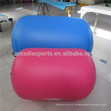 Yoga Exercise Air Roller Wholesale Inflatable Gymnastics Roll