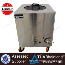 (CE Approval) Stainless Steel Eco-Friendly Gas Tandoor oven