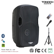 Hot Sale Portable 8 Inches Plastic PRO Audio with Multi-Function