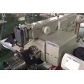 Автоматическая швейная машина с изогнутым козырьком