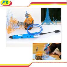 2016 Safety 3d printer pen filament Refills PLA ABS 1.75mm, 3d drawing pen
