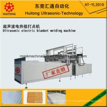 Machine automatique de soudure de couverture ultrasonique