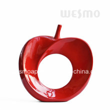 Apple Shape Resin Statue (WTS0011A)