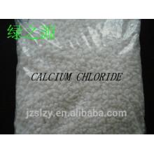 Agente de fusión de alta calidad Cloruro de calcio granular