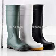 Bottes de gelée, bottes de pluie mâles, bottes de pluie monogrammes W-6037