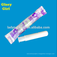 Warehouse soft cotton cheaper compact tampons/best hot sell tampon