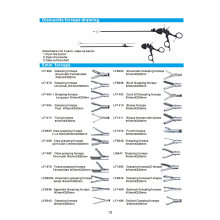 Forceps de laparoscopie