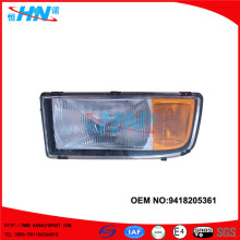 9418205361 Actros Head Lamp For Mercedes Benz Truck