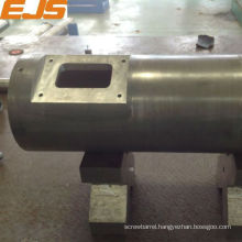 longer lifetime 100mm extruder bimetallic screw barrel