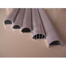 Perfil de Aluminio de Aluminio Pulverizado PVDF Extrusión
