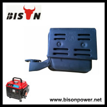 BISON (CHINA) silenciador de escape del generador 950