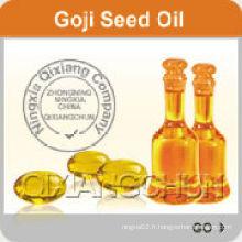 2016 Nouvelle huile de graines de Goji riche en nutriments