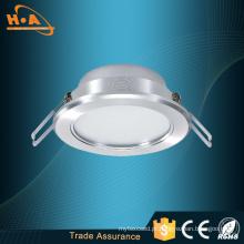 Diodo emissor de luz Downlight da iluminação do teto do poder superior da ESPIGA de 5W 10W 15W