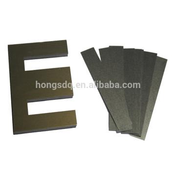 Isolierter überzogener Silikon EI Laminierungs-Stahlblech-Eisenkern