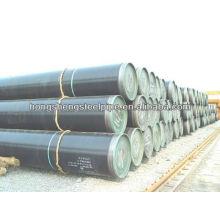 Tubería de acero de acero de aislamiento de tubería de acero compuesto