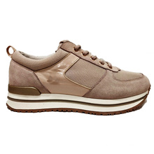 Популярная женская кожаная спортивная обувь на каждый день